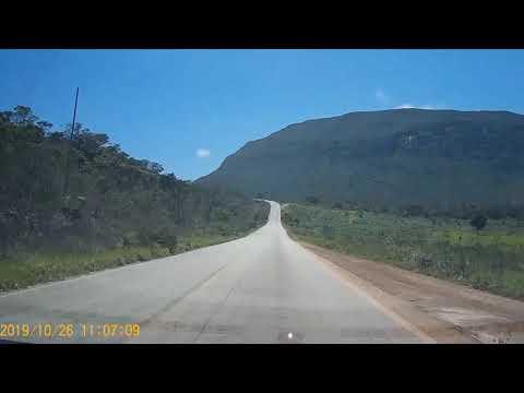 Ituaçu a Barra da Estiva na Chapada Diamantina na Bahia