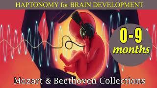 ❤ Music for Brain Development & Intelligent ❤ Music for Unborn & Newborn Baby ❤