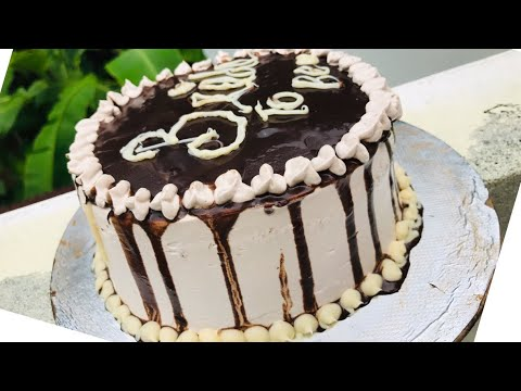 Vanilla chocolate cake recipe 🎂||malayalam|| - YouTube