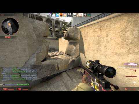 Counter-Strike: Global Offensive - Episode 1 | Dust 2 |