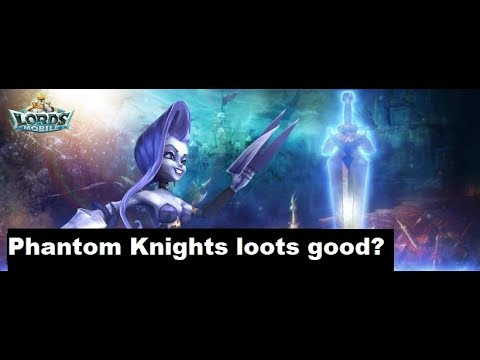 Phantom Knights Loots Good?