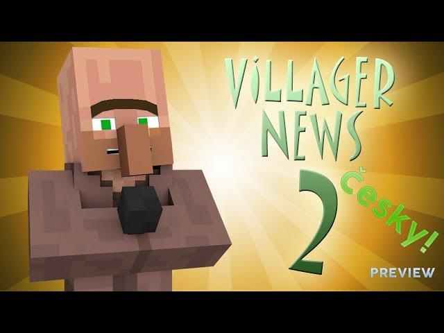 Villager News #2 - [UKÁZKA]