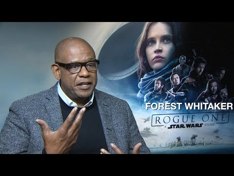 Star Wars Rogue One: Forest Whitaker on Rogue One character Saw Gerrera