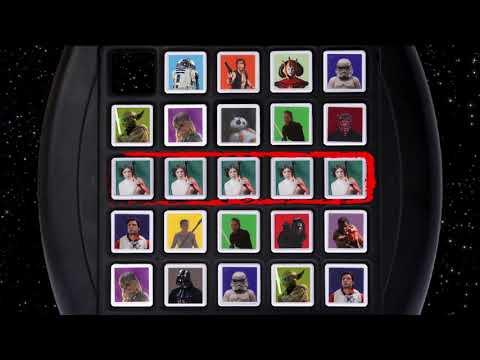 Настольная игра Звёздные войны 5 в ряд: правила