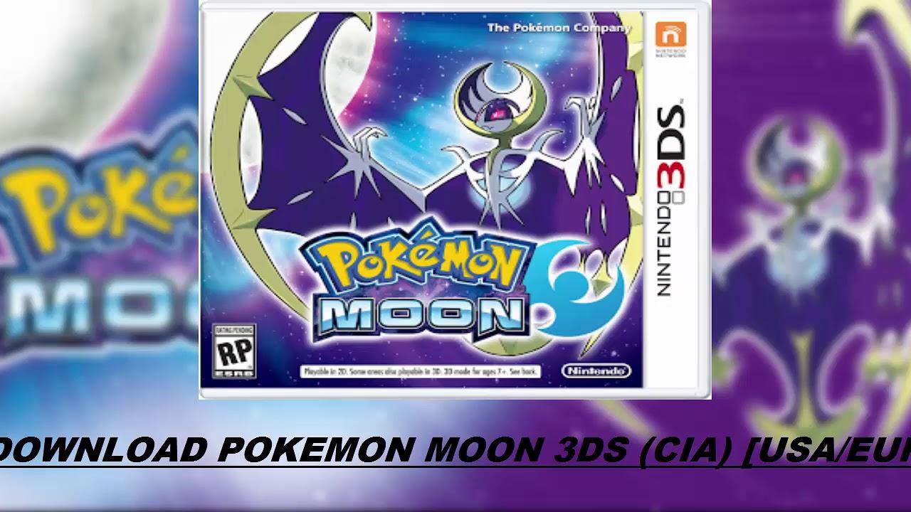 pokemon moon cia download