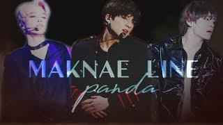 BTS Maknae Line PANDA