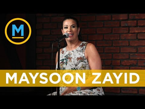 Maysoon Zayid hoping her new show will help 'mainstream disability ...