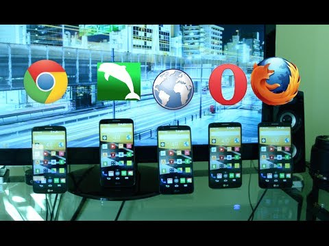 Best Android Web Browser (Part 1 Benchmarks) {4k!}