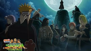 Naruto Ultimate Ninja Storm Revolution : Ninja Escapades : Creation of Akatsuki (English Dub)