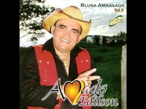 Blusa Amassada - Amado Edilson Vol.8