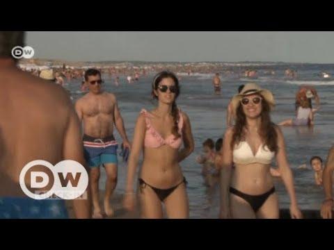 Meet a local: Punta del Este, Uruguay | DW Deutsch