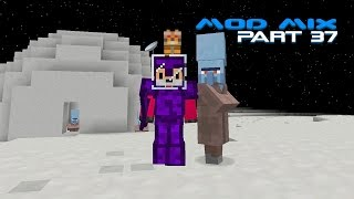 Modded Minecraft - Galacticraft Moon Village [37]