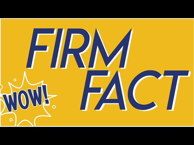 Firm Facts ✅: Did You Know? | What is Forbearance