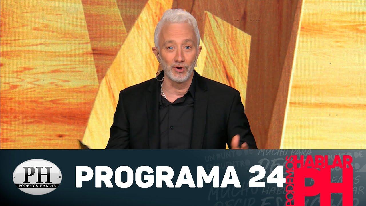 Download Programa 24 (11/09/2021) - PH Podemos Hablar 2021