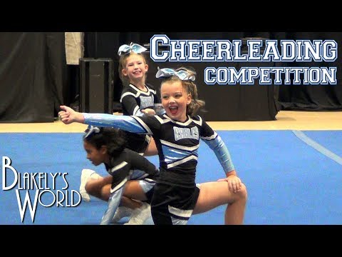 Cheerleading Competition |