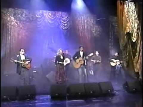 Guy Clark + Emmylou Harris + Los Lobos - I Don't Love You Much Do I [2-8-93]