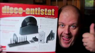 REVIEW - Knosti Disco Antistat Vinyl Record Cleaner