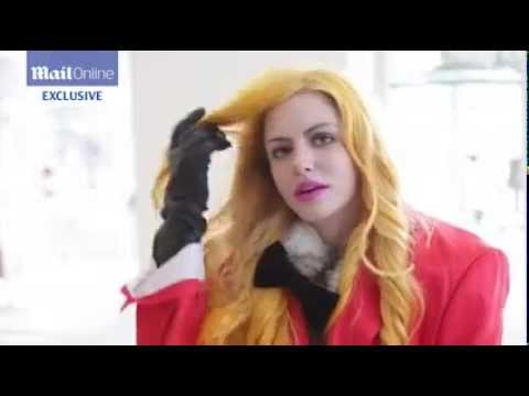 Mail Online - Gabi Grecko on corseting and her unique fashion sense
