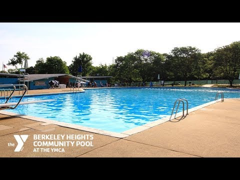 Welcome to the Berkeley Heights Community Pool at the YMCA