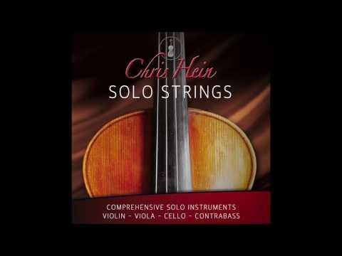 Best Service - Chris Hein Solo Strings - Trailer