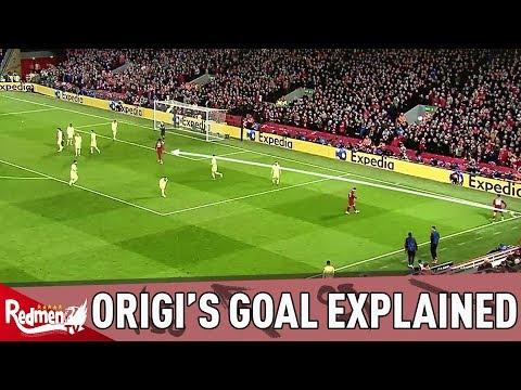 Origi's Goal (& Trent's Quick Corner) Explained! | Liverpool v Barcelona 4-0