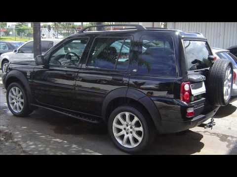 land rover freelander hse youtube. Black Bedroom Furniture Sets. Home Design Ideas