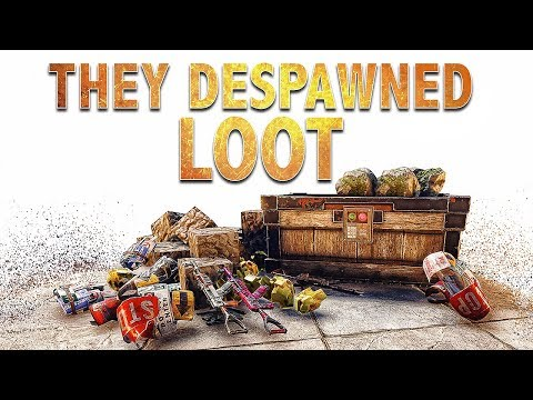 RICH CLAN Attempts to DESPAWN LOOT and GETS GRIEFED | Rust BP Survival w/ Turbobeef