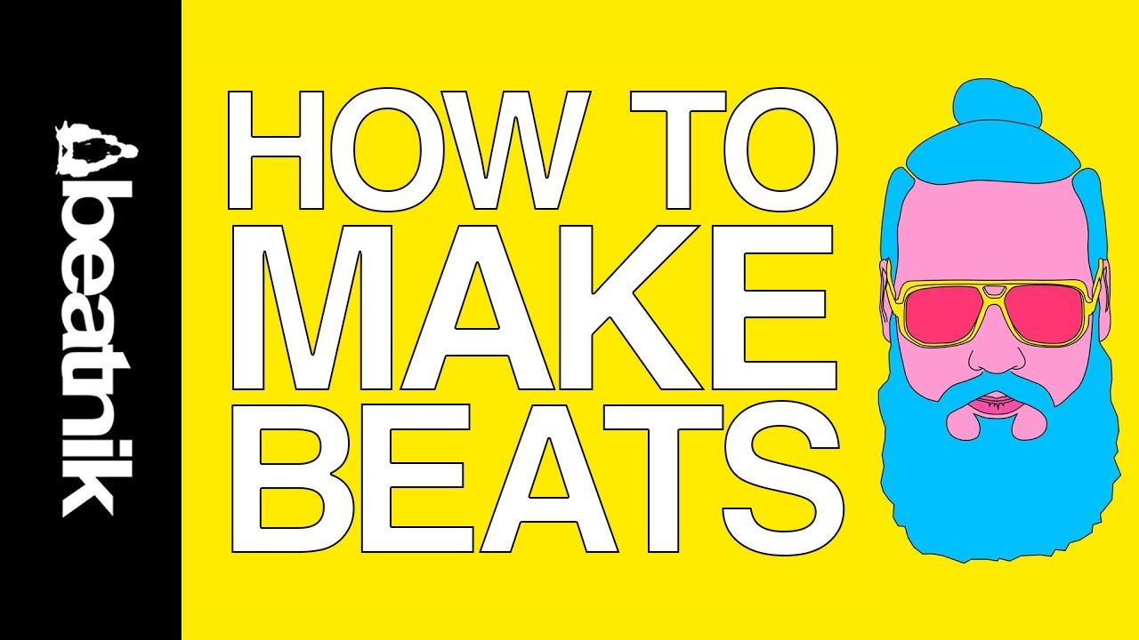 how to produce music for beginners