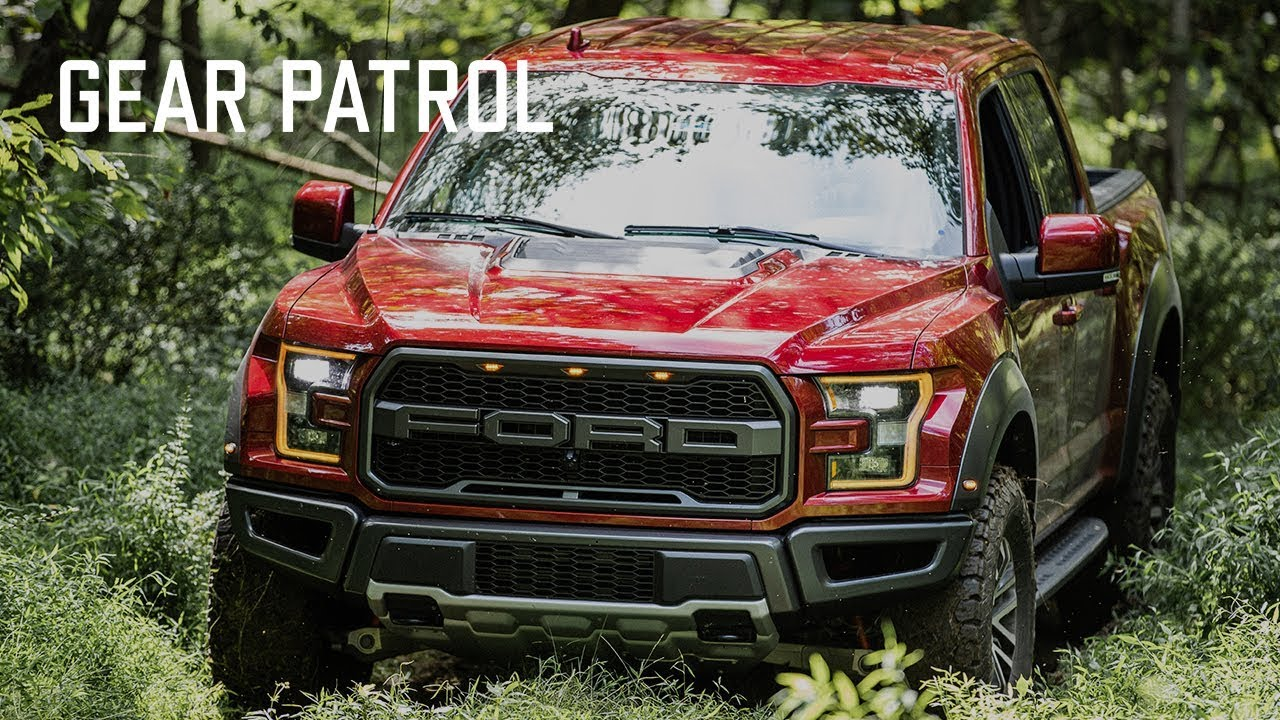 The 2019 Ford Raptor Annihilates Any Terrain   This Week In Gear, Episode 19