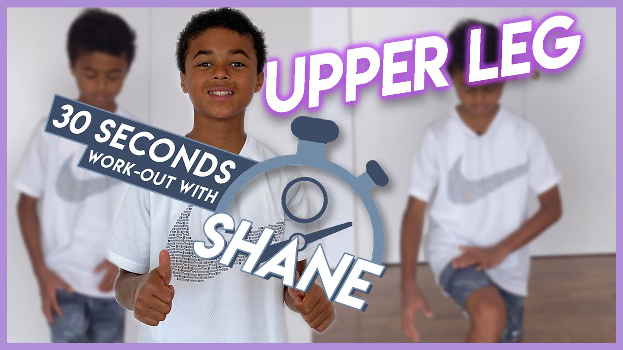 UPPER LEG - WORKOUT WITH SHANE #1