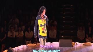 [Việt Sub] Hài độc thoại Huỳnh Tử Hoa - Hoa Chúng Thủ Sủng (part 2)