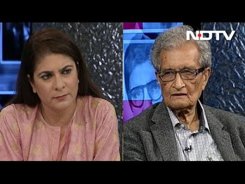 The NDTV Dialogues With Amartya Sen