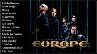 Europe Greatest Hits - Europe Full Collection - Europe Colección De Rock