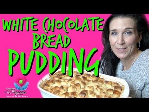 How To Make White Chocolate Bread Pudding - Ascension Parish Coffee Talk