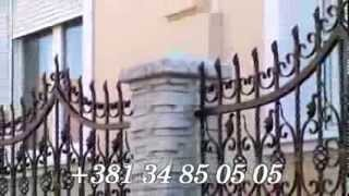 Betonski stubovi, stubovi za ograde  /  ...