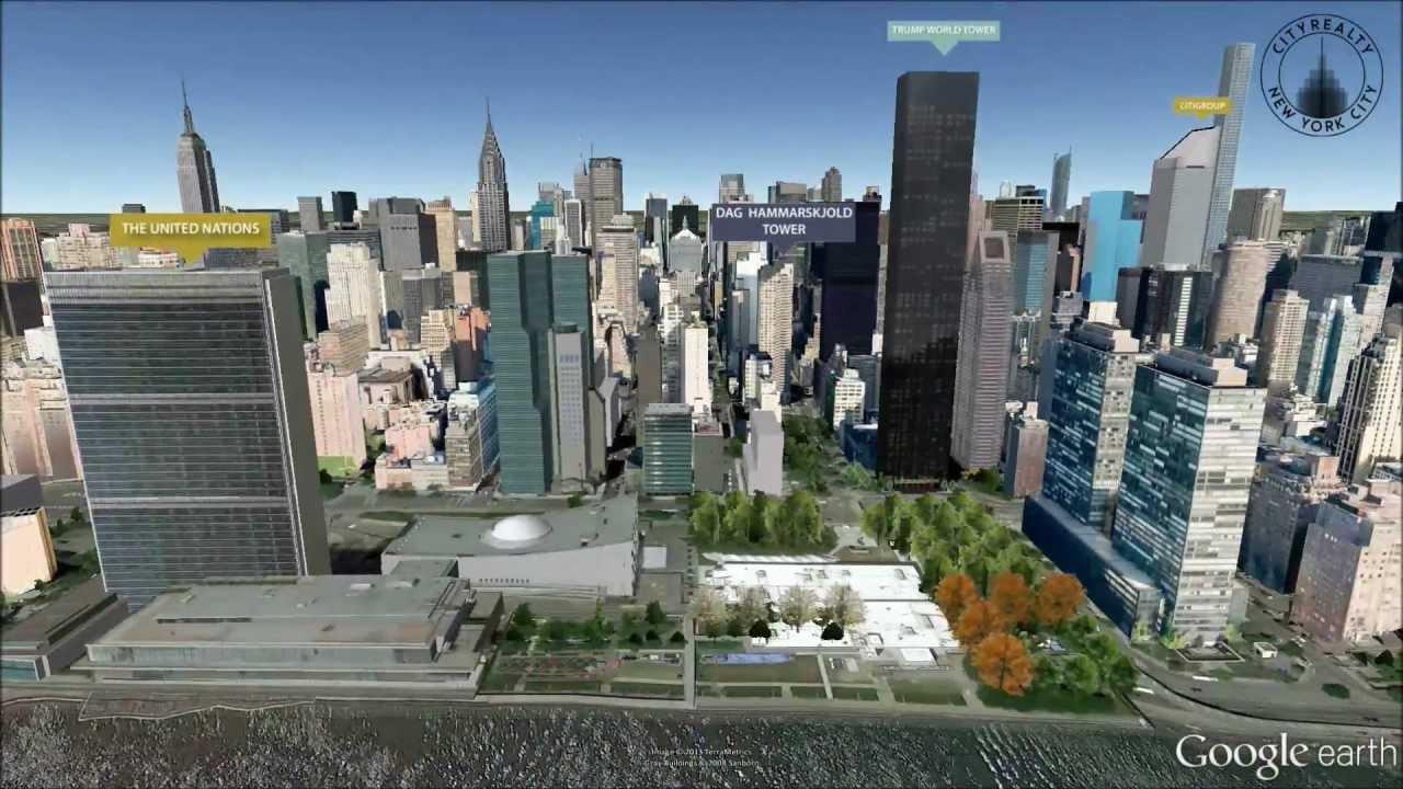 Dag Hammarskjold Tower 240 East 47th Street New York NY