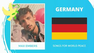 Germany🇩🇪 - Max Embers - Flut - Songs for World Peace 2020
