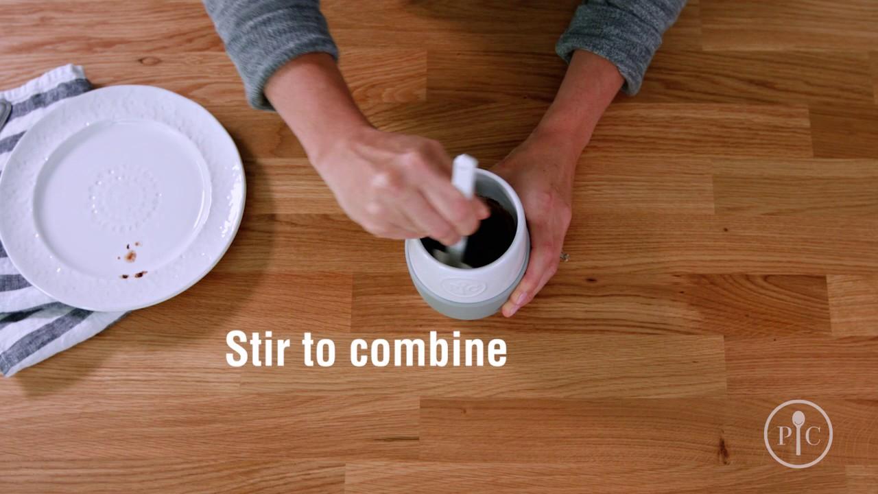 Pampered Chef - Ceramic Egg Cooker - How to make a mug ...