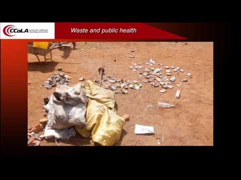 Assessing the current practices of waste management in Guinea