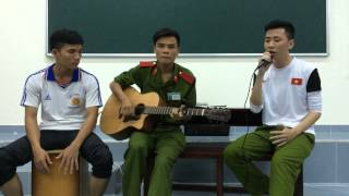 Thái Bình Mồ Hôi Rơi - TNT Band cover ( Phiên Bản Lính HD )