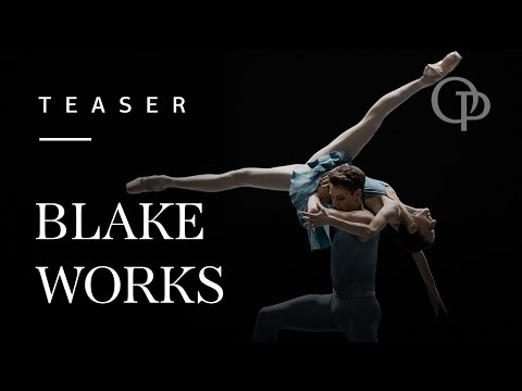 Blake Works de William Forsythe - Teaser