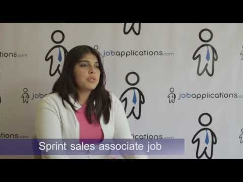 Sprint Interview - Sales Associate
