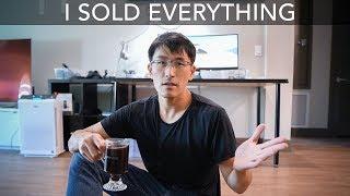 My minimalist apartment (as a millionaire)