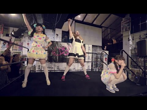 "LADYBABY ""Nippon Manju"" LIVE @Anime JUNGLE Los Angeles 2015"