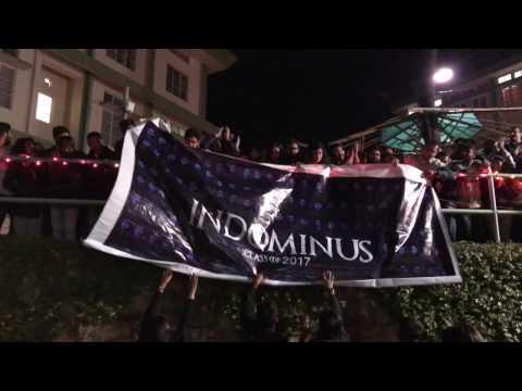 IIM Shillong Flashmob 2017