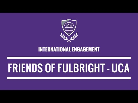 Friends of Fulbright Program - UCA