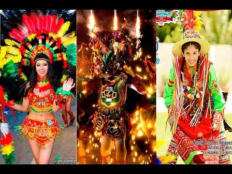 Mix Mejores Canciones Música Folklorica de Bolivia_Part_1