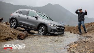 2021 Mercedes-Benz GLA 250 Off-Road Review: Mud, Rocks and Sand