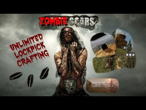Subsistence How to make unlimited lockpicks gameplay / Let's Play Episode 7