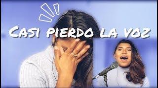 NO ESCUCHES ESTO CON AUDIFONOS 😩 CANTANDO sin ESCUCHARME (CHALLENGE) Andrea.